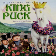 King Puck av Michael Garland (Heftet)