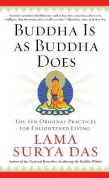 Buddha is as Buddha Does av Lama Surya Das (Heftet)