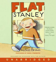 Flat Stanley Audio Collection av Jeff Brown (Lydbok-CD)