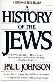A History of the Jews av Paul Johnson (Heftet)
