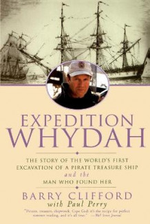 Expedition Whydah av Barry Clifford og Paul Perry (Heftet)