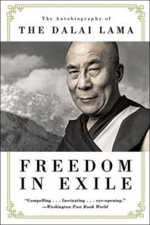 Freedom in Exile av His Holiness Tenzin Gyatso the Dalai Lama (Heftet)