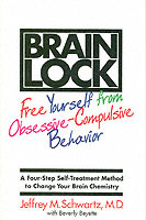 Brain lock - free yourself from obsessive-compulsive behavior av Jeffrey M. Schwartz (Heftet)