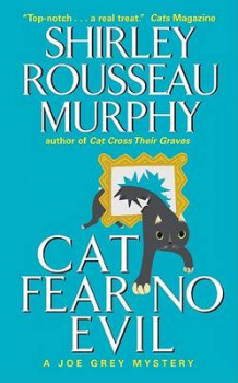 Cat Fear No Evil av Shirley Rousseau Murphy (Heftet)