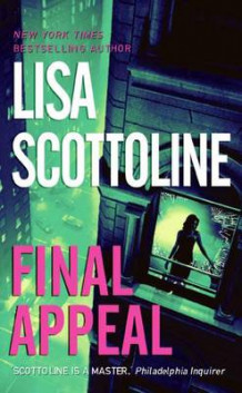 Final Appeal av Lisa Scottoline (Heftet)