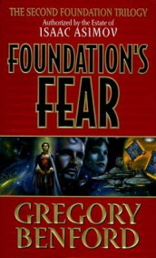 Foundation's Fear av Gregory Benford (Heftet)