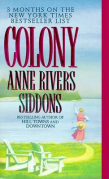 Colony av Anne Rivers Siddons (Heftet)