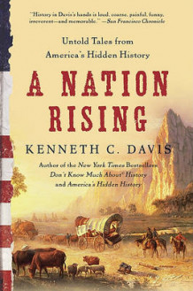 A Nation Rising av Kenneth C Davis (Heftet)
