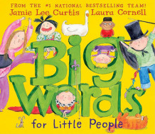 Big Words for Little People av Jamie Lee Curtis (Innbundet)