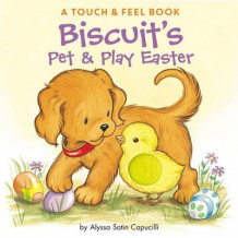 Biscuit's Pet and Play Easter av Alyssa Satin Capucilli (Pappbok)