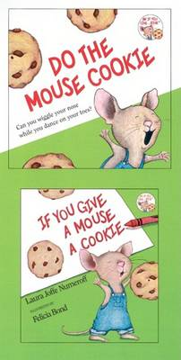 If You Give a Mouse a Cookie av Laura Joffe Numeroff (Blandet mediaprodukt)