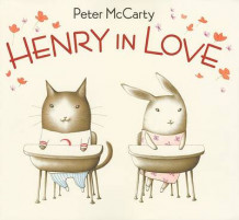 Henry in Love av Peter McCarty (Innbundet)