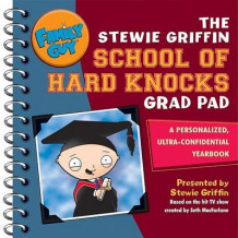 Family Guy: The Stewie Griffin School of Hard Knocks Grad Pad av Stewie Griffin (Heftet)