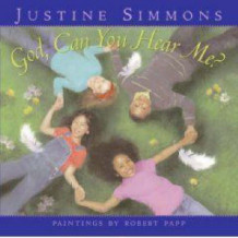 God, Can You Hear ME? av Justine Simmons (Heftet)