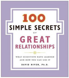100 Simple Secrets of Great Relationships av David Phd Niven (Heftet)