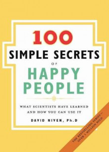 100 Simple Secrets of Happy People av David Phd Niven (Heftet)