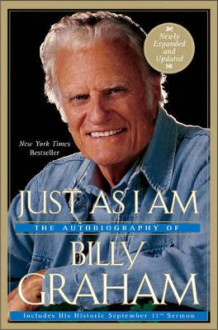 Just As I Am: The Autobiography of Billy Graham av Billy Graham (Heftet)