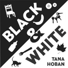 Black & White av Tana Hoban (Pappbok)