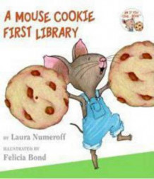 A Mouse Cookie First Library av Laura Joffe Numeroff (Pappbok)