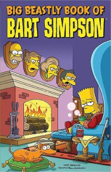 Big Beastly Book of Bart Simpson av Matt Groening (Heftet)