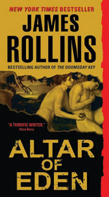 Altar of Eden av James Rollins (Heftet)