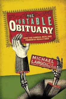The Portable Obituary av Michael Largo (Heftet)