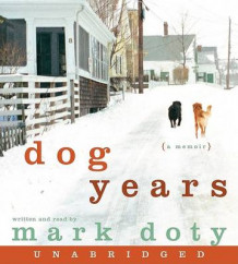 Dog Years av Mark Doty (Lydbok-CD)