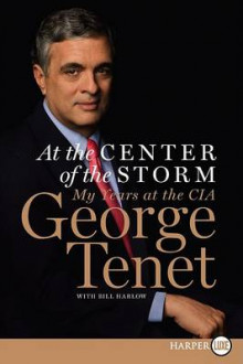 At the Center of the Storm av George Tenet (Heftet)