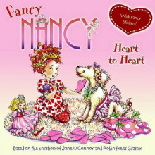 Fancy Nancy Heart to Heart av Jane O'Connor (Blandet mediaprodukt)