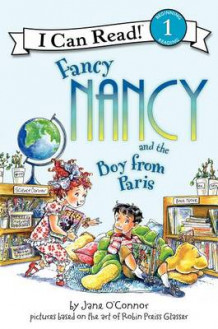 Fancy Nancy and the Boy from Paris av Jane O'Connor (Heftet)
