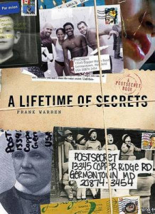 A Lifetime of Secrets av Frank Warren (Innbundet)