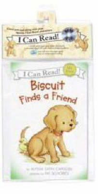 Biscuit Finds a Friend with CD av Alyssa Satin Capucilli (Innbundet)