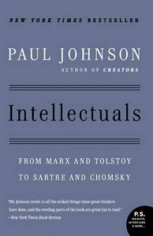 Intellectuals av Paul M Johnson (Heftet)