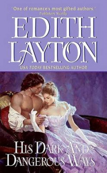 His Dark and Dangerous Ways av Edith Layton (Heftet)
