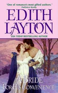 A Bride for His Convenience av Edith Layton (Heftet)