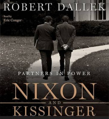 Nixon and Kissinger av Emeritus Professor Robert Dallek (Lydbok-CD)