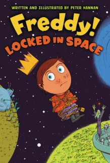 Freddy! Locked in Space av Peter Hannan (Heftet)