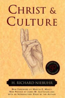 Christ and Culture av Richard R. Niebuhr (Heftet)