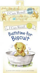 Omslag - Bathtime for Biscuit Book and CD