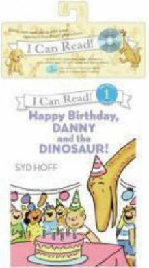 Happy Birthday, Danny and the Dinosaur! av Syd Hoff (Innbundet)
