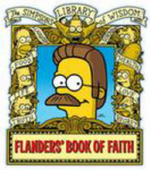 Flanders' Book of Faith av Matt Groening (Innbundet)