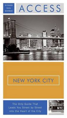 Access New York City av Richard Saul Wurman (Heftet)