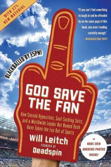 God Save the Fan av Will Leitch (Heftet)
