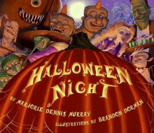 Halloween Night av Marjorie Dennis Murray (Innbundet)
