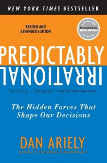 Predictably Irrational av Dan Ariely (Heftet)