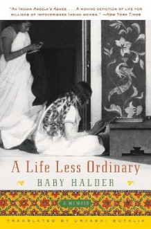 A Life Less Ordinary av Baby Halder (Heftet)