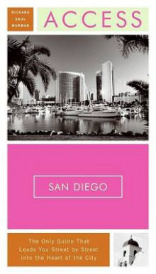 Access San Diego av Richard Saul Wurman (Heftet)