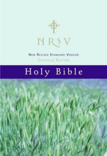 NRSV Catholic Edition av Harper Bibles (Innbundet)