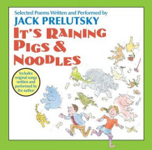 It's Raining Pigs & Noodles av Jack Prelutsky (Lydbok-CD)