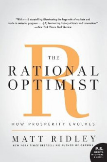 The Rational Optimist av Matt Ridley (Heftet)